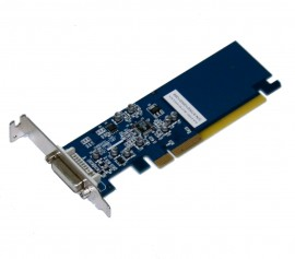 Poze Placa de extensie Video / Adaptor DVI PCI-Express FI-CH7307(N16D)-F