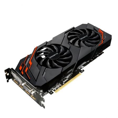 Placa video GIGABYTE GeForce GTX 1070 Windforce OC, 8GB GDDR5 256-bit, HDMI, DVI, 3x DisplayPort