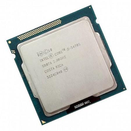 Procesor Intel Core I5 3470S 2.9GHz (Up to 3,6 GHz), LGA1155, Cache 6MB, Ivy Bridge, HD 2500