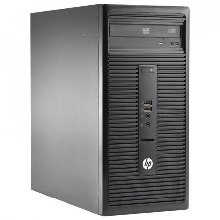 Calculator HP 280 G1 MT, Intel Core i5 4590s 3GHz, 8GB DDR3, SSD 128GB, 500GB, DVD-RW