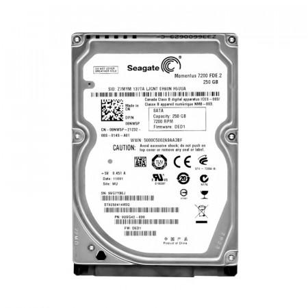 Hard Disk Laptop Seagate 250GB ST9250414ASG, SATA II, 7200rpm, Bufer 16MB