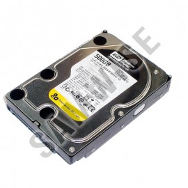 Poze Hard Disk Western Digital WD5002ABYS 500GB 7200 RPM 16MB Cache SATA II 3.0Gb/s 3.5