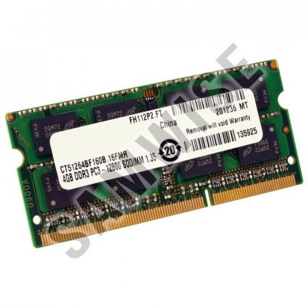 Memorie 4GB DDR3 1333MHz MT SODIMM PC3