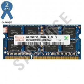 Memorie 4GB Hynix DDR3 1333MHz SODIMM 2RX8 PC3