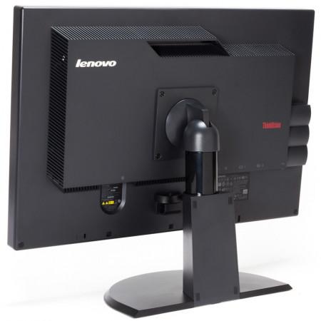 "Monitor LED IPS 24"" Lenovo LT2452P, Grad A, 1920x1070, Full HD, 7ms, VGA, DVI, DisplayPort, USB, Cabluri incluse"