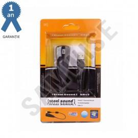 Placa de sunet USB, 7.1 5Hv2