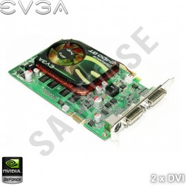 Poze Placa video EVGA nVidia GeForce 9400GT 512MB DDR2 128-Bit, 2 x DVI