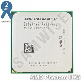 Poze Procesor AMD Phenom II X3 2.8GHz, 6MB Cache, Socket AM2+ AM3, 64-Bit