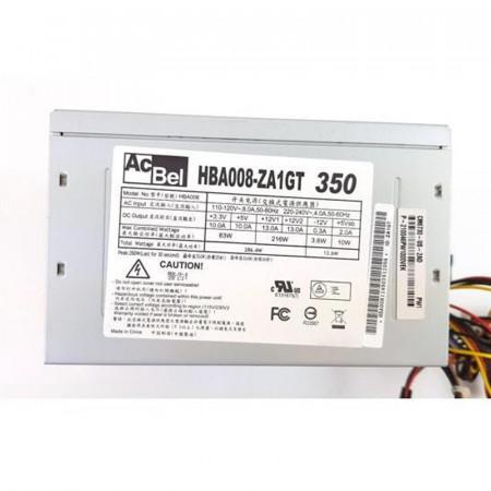 Sursa ACBEL 350W HBA008-ZA1GT, 4x SATA, 1x Molex
