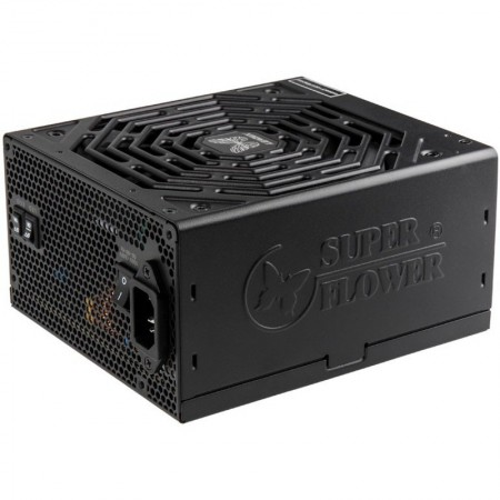 Sursa Gaming Modulara Super Flower Leadex II Gold 650W, 80+ Gold, 6x SATA, 4x MOLEX, 4x 6+2 pin