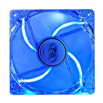 Poze Ventilator DeepCool Xfan 120U L/B, transparent led albastru