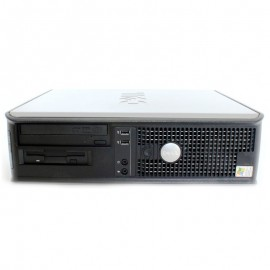 Poze Calculator DELL Optiplex 745 DT, Video GMA3000, PCI-Express, SATA 2, DVD-ROM