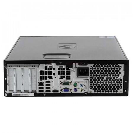 Calculator HP Elite 8200 SFF, Intel Core I3 2120 3.3GHz, 4GB DDR3, 250GB, ATI HD 7470 1GB DDR3, DVI, DVD-RW