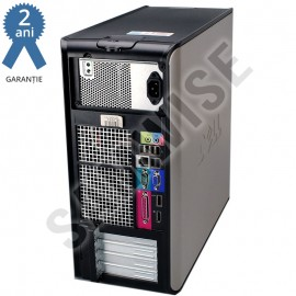 Poze Calculator Incomplet Dell 755 MT, LGA775, Intel Q35, DDR2, SATA2, Video GMA 3100, PCI-Express x16