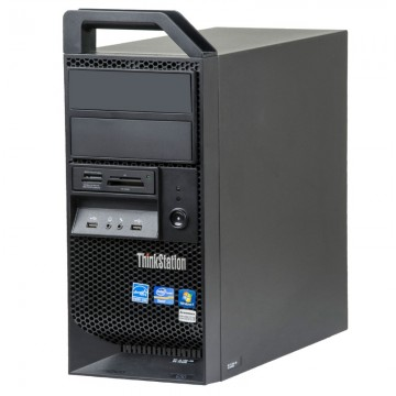 Poze Calculator Incomplet Lenovo Thinkstation E31 Tower, LGA1155, Intel C216, 3rd gen ready, DDR3, sata 3, Card reader