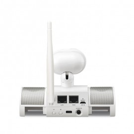 Poze Camera de supraveghere SAPIDO IPJC1N Cu Router Wireless 150MBPS
