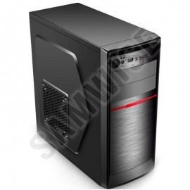 Carcasa Gaming Segotep AND Black-Red, Middle Tower