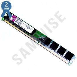 Poze Memorie 1GB Kingston DDR2 800MHz, SLIM, Pentru Desktop