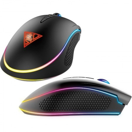 Mouse Gaming Gamdias Zeus E1A + Nyx E1 Mousepad