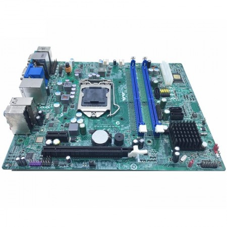 Placa de baza Acer H61H2-AD, LGA1155, Intel H61, 2nd Gen, 2x DDR3, 3x SATA2, PCI-Express x16, DVI