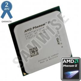 Procesor AMD Phenom II X3 B75, 3GHz, 3 Nuclee, Socket AM2+ AM3, 6MB Cache, 64-Bit