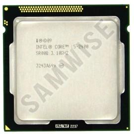 Procesor Intel Core i5 2400 3.1GHz (Up to 3.4GHz), Quad Core, LGA1155, Cache 6MB, Sandy Bridge