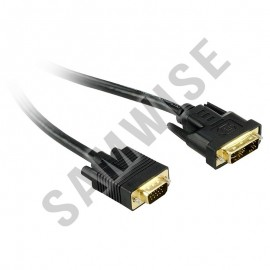 Cablu DVI Tata - VGA Tata 1.5 metri