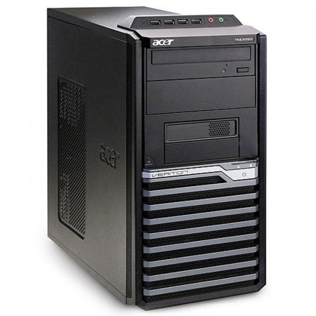 Calculator Acer M4630G MT, Intel Core I5 4570s 2.9GHz, 8GB DDR3, SSD 120GB, 500GB, HD 4600, DVD-RW