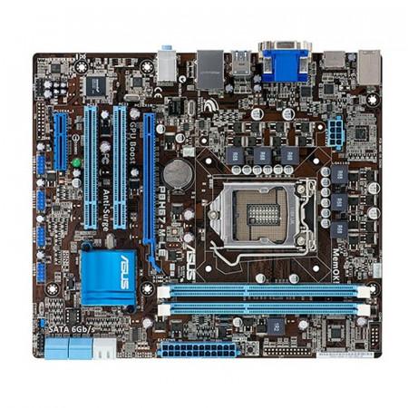 Calculator Gaming B-42 RGB, Intel Core i5 3350P 3.1GHz, Asus P8H67-M LE, 8GB DDR3, 500GB, nVIDIA GT 630 2GB DDR3 128-bit, 300W, DVD-RW