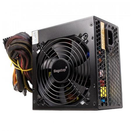 Calculator Gaming Segotep Prime V, Intel Core i5 4590 3.3GHz, H81M PRO-VD, 16GB DDR3, 3TB, XFX RX 580 8GB DDR5 256-bit, DVI, HDMI, 600W