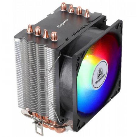 Calculator Gaming Shard RGB, Intel Xeon E3-1226 v3 3.3GHz, MSI H81M-P33, 16GB DDR3, SSD 120GB, 1TB, XFX RX 580 4GB DDR5 256-bit, DVI, HDMI, 500W