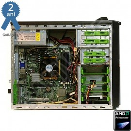 Poze Calculator GATEWAY DT55, AMD Phenom II X3 B75 3GHz, 4GB DDR3, 500GB, ATI HD4250 VGA DVI, DVD-RW
