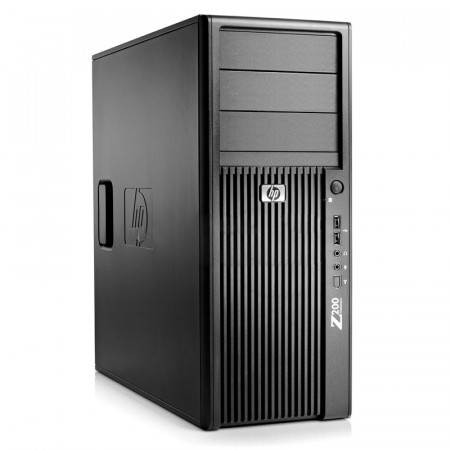 Calculator HP Z200 MT Workstation, Intel Core i7 860 2.8GHz, 16GB DDR3, 1TB, ATI HD 7570 1GB DDR5 128-bit, DVD-RW