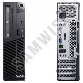 Poze Calculator Lenovo M71E SFF, Intel Core i5 2500 3.3GHz, 8GB DDR3, Video HD7470, 500GB, DVD-RW