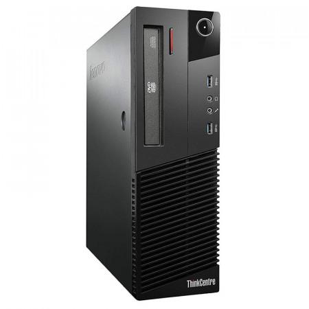 Calculator Lenovo M82 SFF, Intel Core i3 3220 3.3GHz, 4GB DDR3, 250GB, DVD-RW