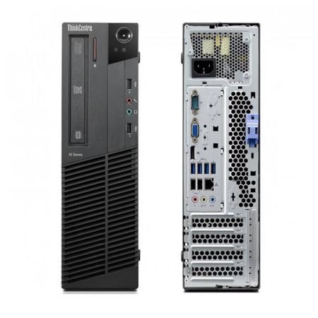 Calculator Lenovo M92P SFF, Intel Core i5 3470 3.2GHz, 4GB DDR3, 500GB, DVD-RW
