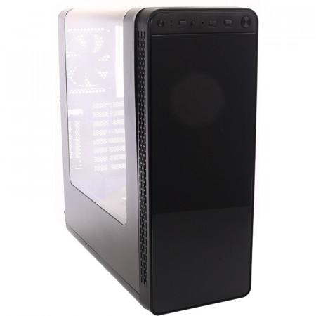 Carcasa Gaming Thermaltake View 27, USB 3.0, Panou transparent, MiddleTower, Vent. 120mm
