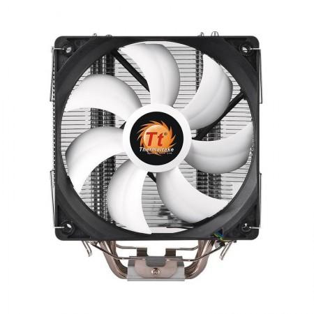 Cooler CPU Gaming Thermaltake Contac Silent 12, Multi Socket, 4x Heatpipe-uri, Ventilator 120mm