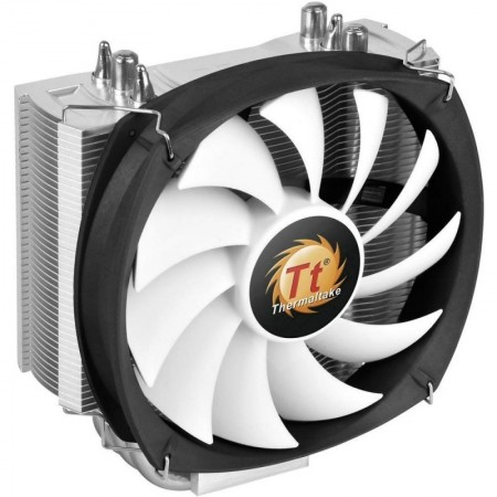 Cooler CPU Gaming Thermaltake Frio Silent 12, Multi Socket, 3x Heatpipe-uri, Ventilator 120mm