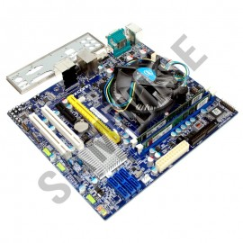 Poze KIT Placa de baza Foxconn H55MX-2, Socket LGA1156 + Intel Core i3 530 2.93GHz + 4GB RAM DDR3 Dual Channel