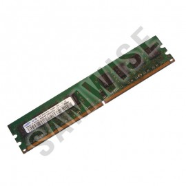 Memorie 1GB, Samsung, DDR2, 800MHz, PC-2 6400, pentru calculator desktop