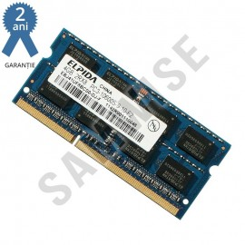 Poze Memorie 4GB Laptop, Notebook, Elpida DDR3 1333MHz SODIMM