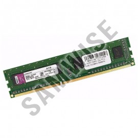 Poze Memorie Desktop 4GB Kingston DDR3 1333MHz, PC3-10600