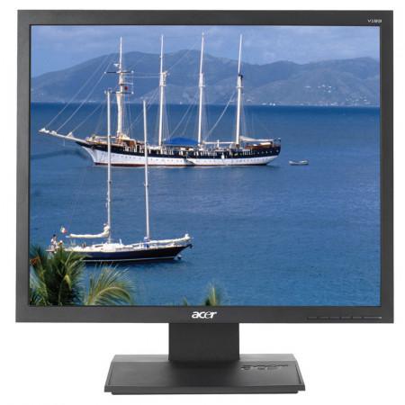 """Monitor LCD Acer 19"""" V193, Grad A, 1280x1024, 5ms, VGA, Cabluri Incluse"""