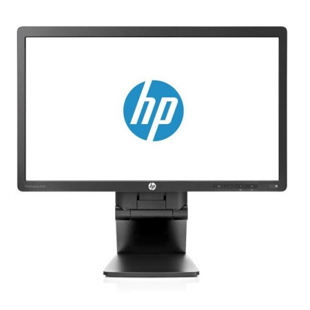 "Monitor LED 20"" HP Elitedisplay E201, 1600 x 900, VGA, DVI, DisplayPort, Cabluri incluse"