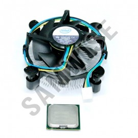 Poze Procesor Intel Pentium Core 2 Duo E6300, 1.86GHz, Socket LGA775, FSB 1066MHz, 2MB Cache + Cooler Intel