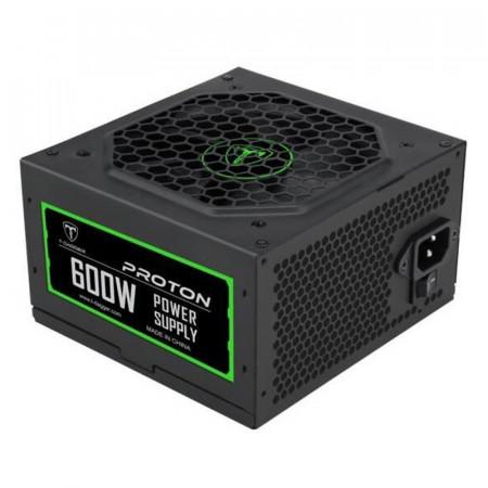 Sursa 600W T-Dagger Proton, 4x SATA, 2x Molex, 2x 6+2 pin PCI-E, 120mm