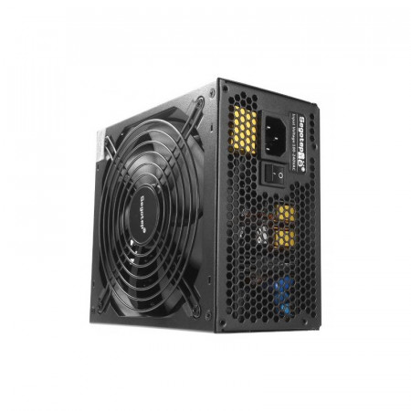 Sursa Segotep GP1350GNV2 1250W, 5x SATA, 5x Molex, 6x 6+2 pin, Eficienta 90%, PFC activ