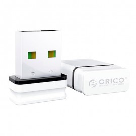 Poze Adaptor Wireless Orico WF-RA1 White USB 2.0, 150 Mbps
