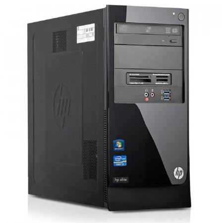 Calculator HP 7300 MT, Intel Core i5 2400 3.1GHz, 8GB DDR3, 500GB, DVD-RW, Card reader